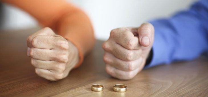 Typy rozwodzących się osób.